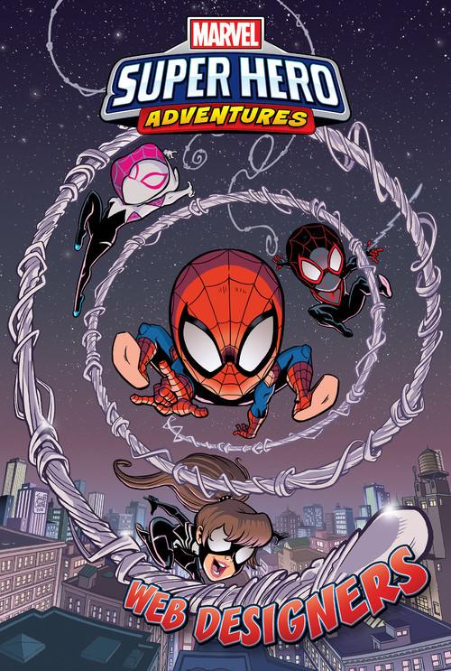 Cover: Spider-Man: Web Designers