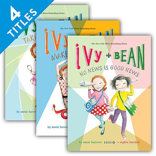 Cover: Ivy & Bean Set 2