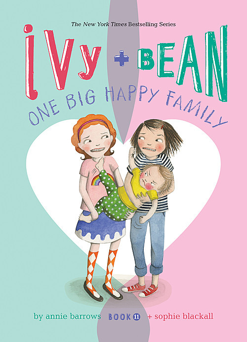 Cover: Ivy and Bean: One Big Happy Family: #11