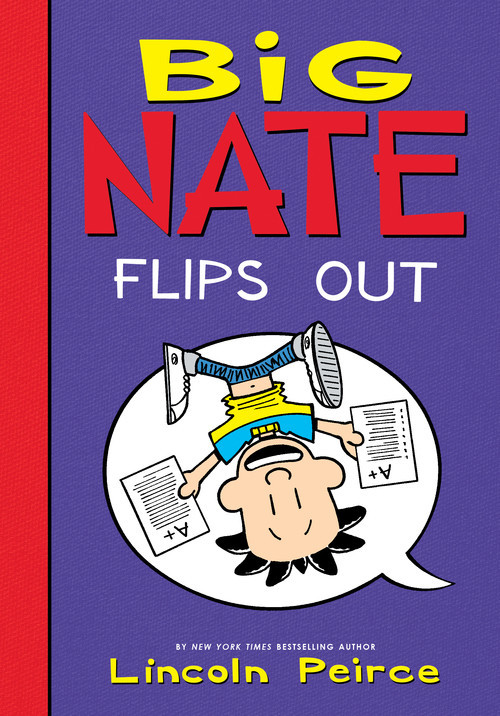 Cover: Big Nate Flips Out