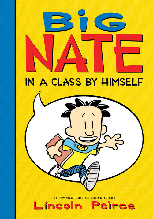 Cover: Big Nate: In a Class by Himself