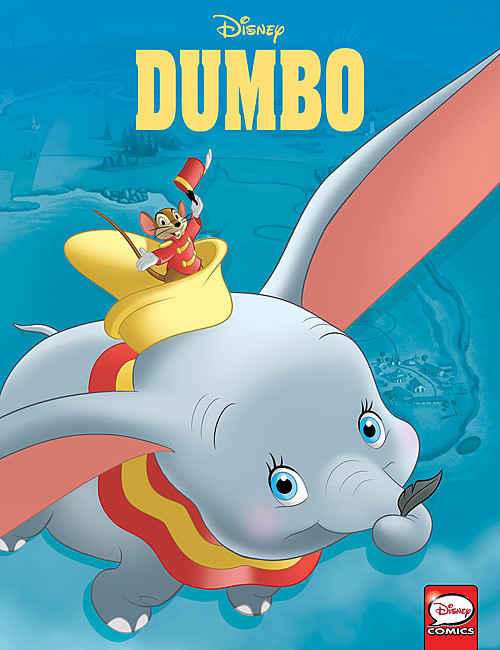 Cover: Dumbo