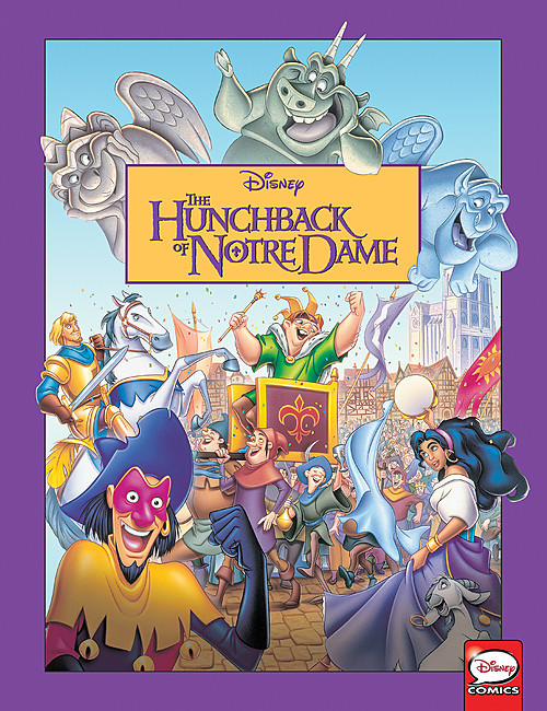 Cover: The Hunchback of Notre Dame