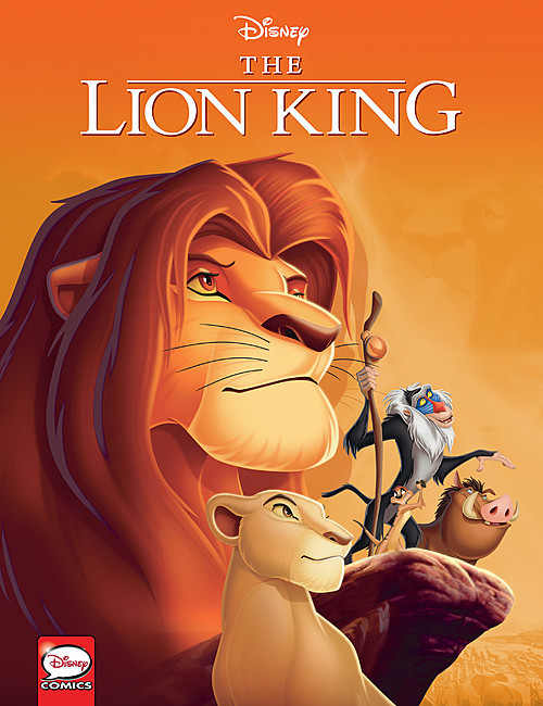 Cover: The Lion King