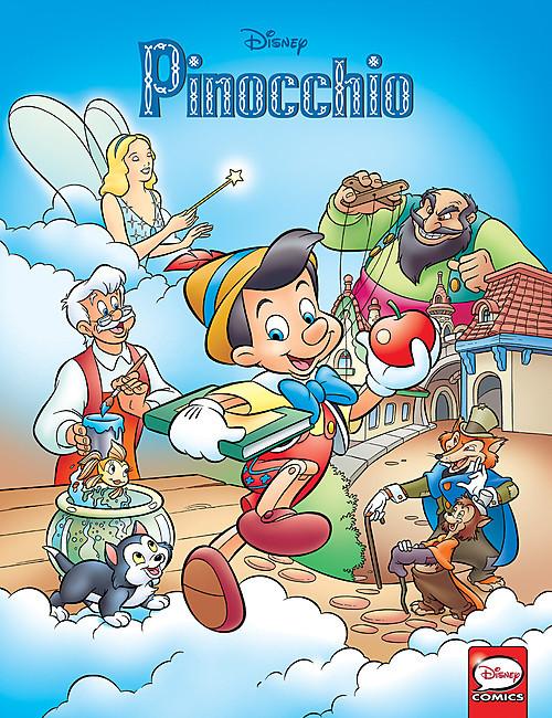 Cover: Pinocchio