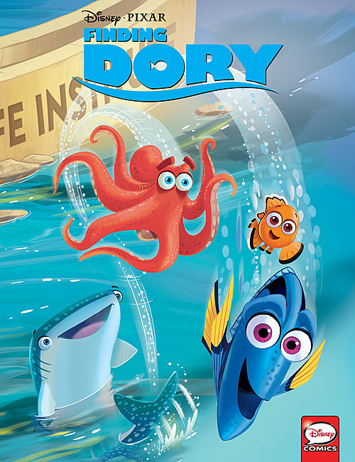 Cover: Finding Dory