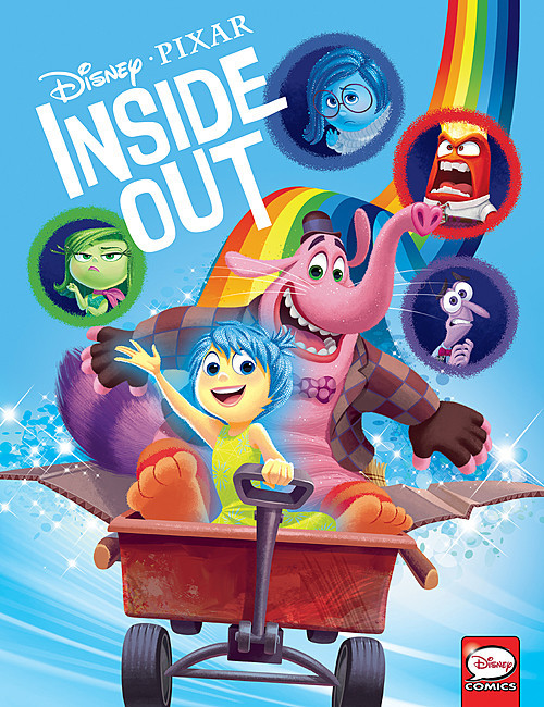 Cover: Inside Out