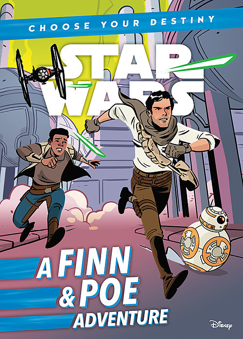 Cover: A Finn & Poe Adventure