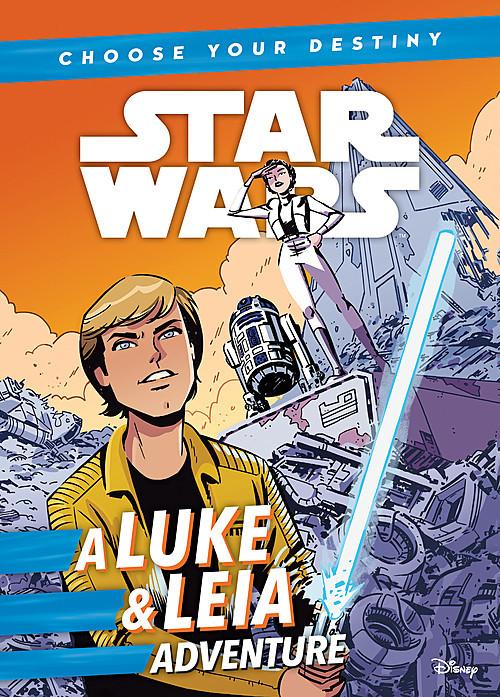 Cover: A Luke & Leia Adventure