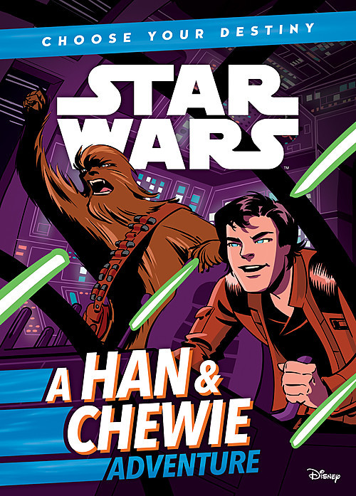Cover: A Han & Chewie Adventure