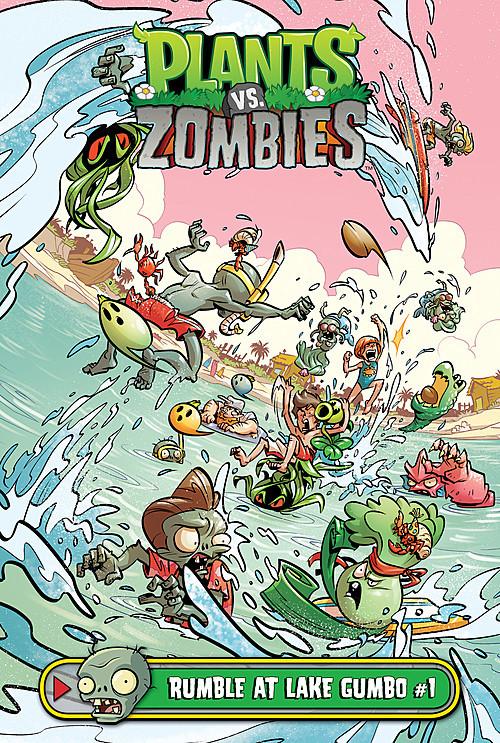 Cover: Rumble at Lake Gumbo #1