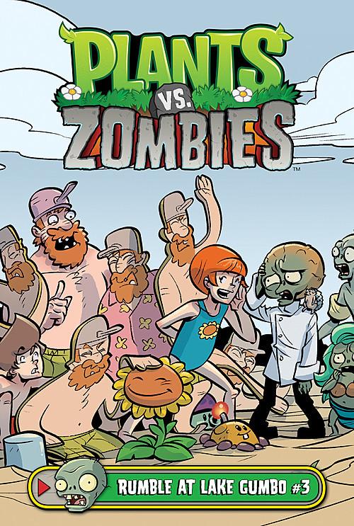 Cover: Rumble at Lake Gumbo #3