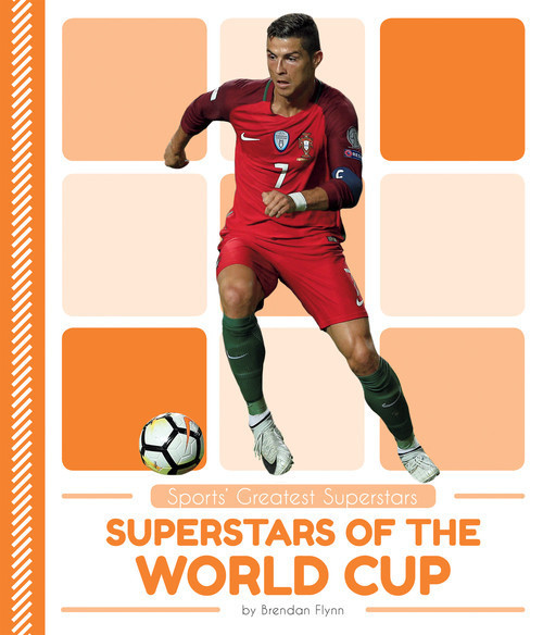 Cover: Superstars of the World Cup