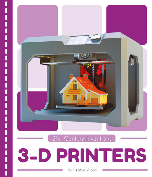 Cover: 3-D Printers