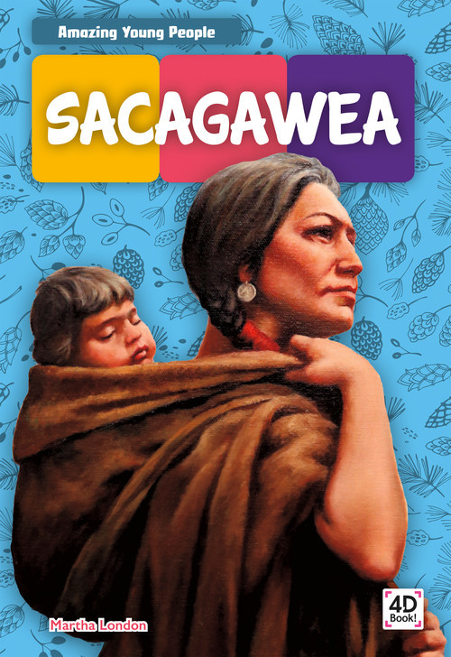 Cover: Sacagawea
