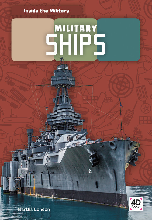 Cover: Military Ships