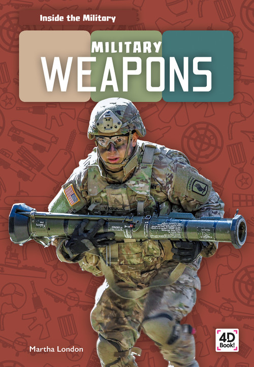 Cover: Military Weapons