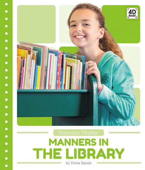Cover: Manners in the Library