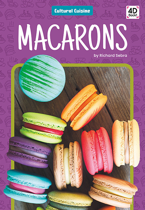 Cover: Macarons