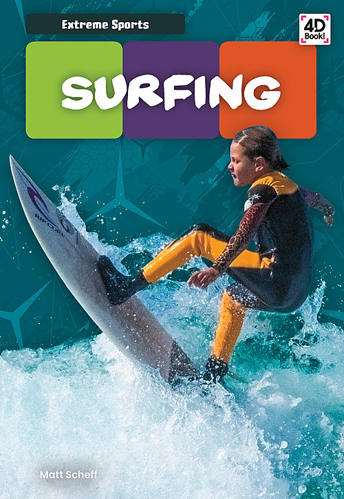 Cover: Surfing