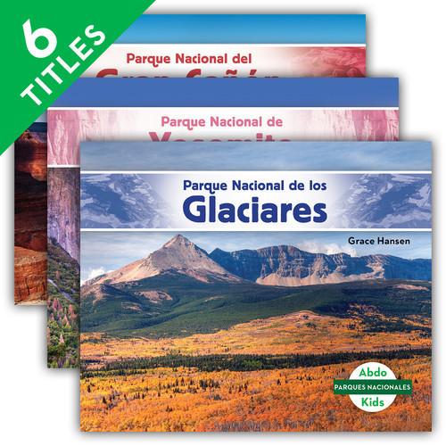 Cover: Parques nacionales (National Parks Set 1)