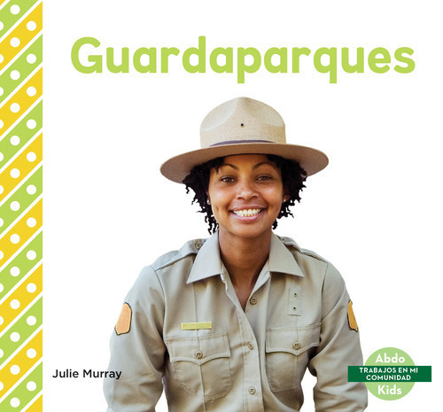 Cover: Guardaparques
