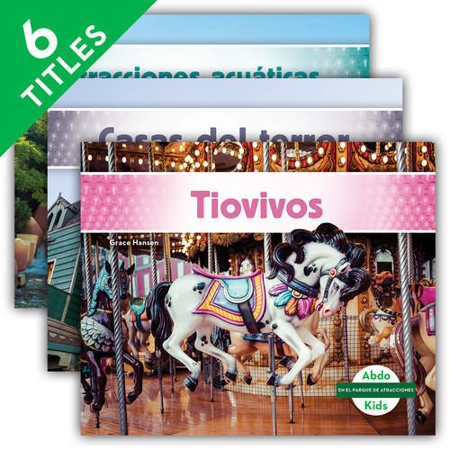 Cover: En el parque de atracciones (Amusement Park Rides)