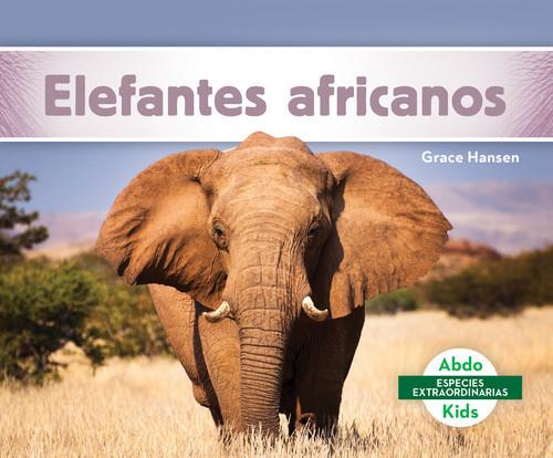 Cover: Elefantes africanos