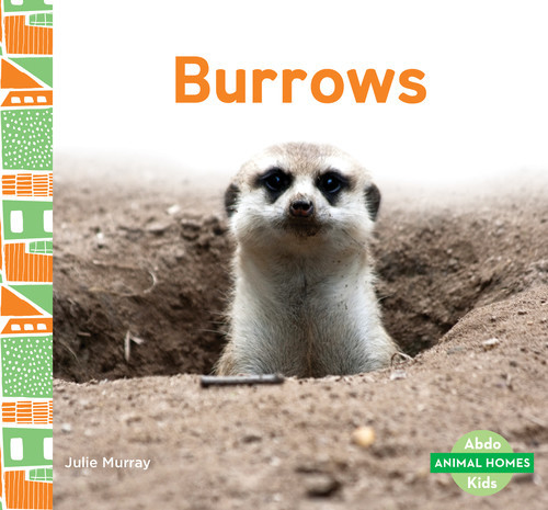 Cover: Burrows