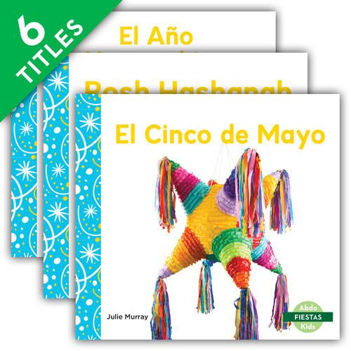 Cover: Fiestas (Holidays Set 2)
