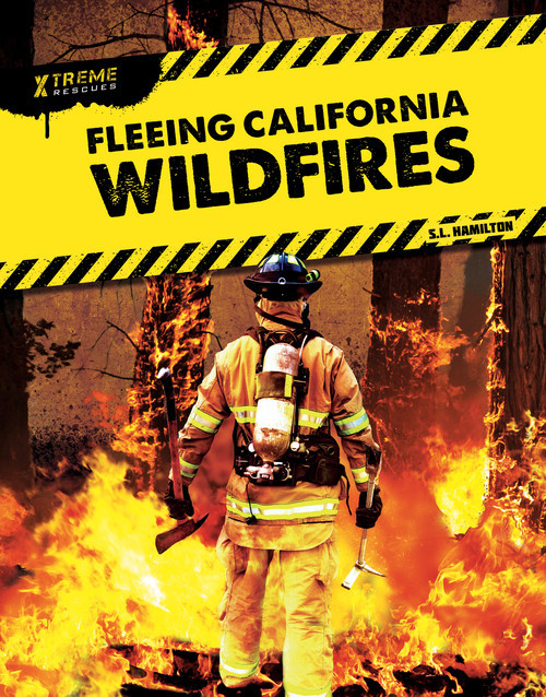 Cover: Fleeing California Wildfires