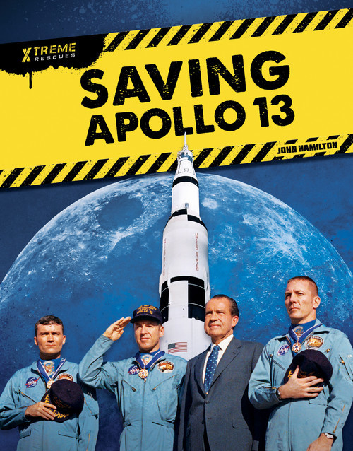 Cover: Saving Apollo 13