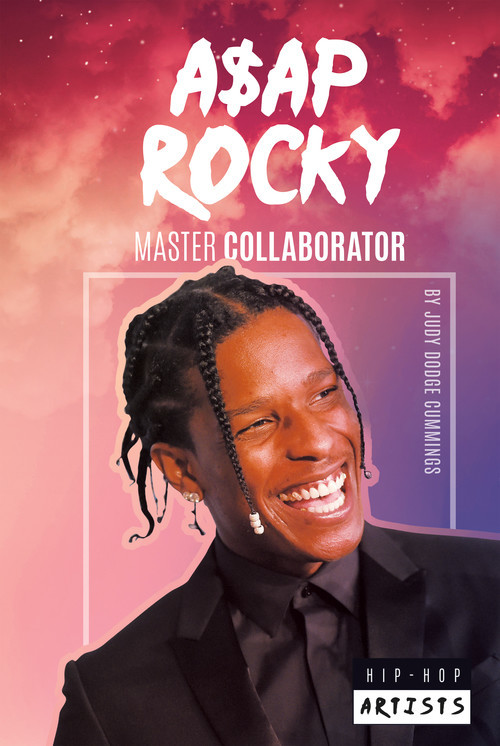 Cover: A$AP Rocky: Master Collaborator