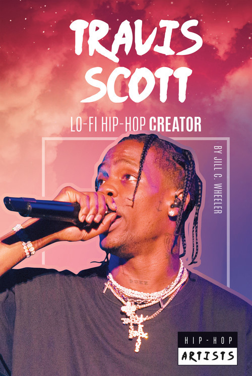 Cover: Travis Scott: Lo-Fi Hip-Hop Creator