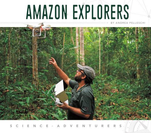 Cover: Amazon Explorers