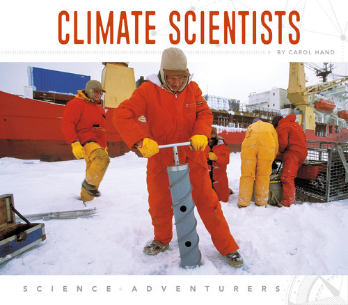 Cover: Climate Scientists