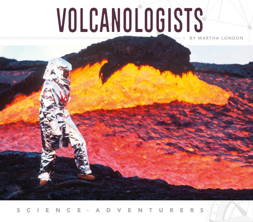 Cover: Volcanologists