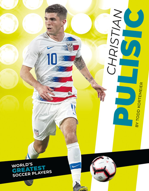 Cover: Christian Pulisic