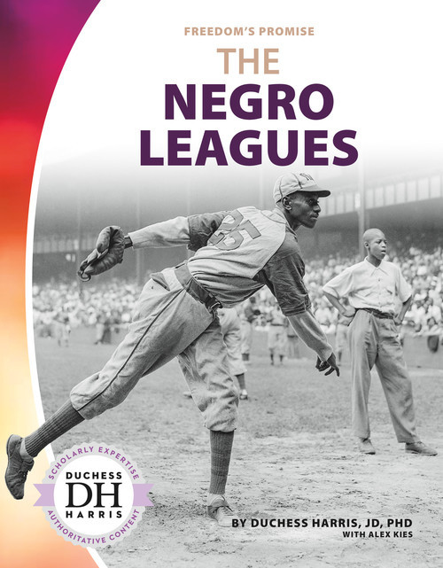 Cover: The Negro Leagues