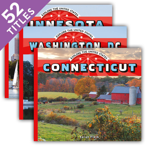 Cover: Explore the United States