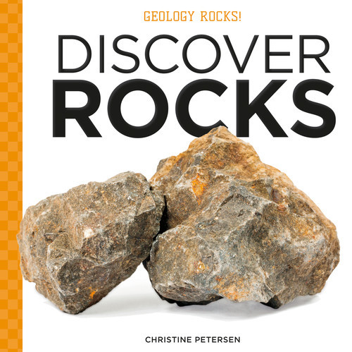 Cover: Discover Rocks