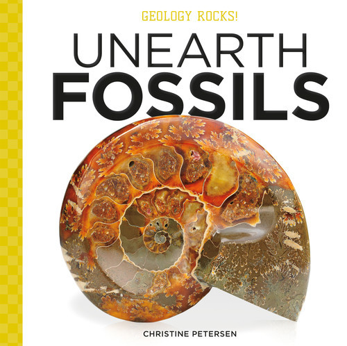 Cover: Unearth Fossils
