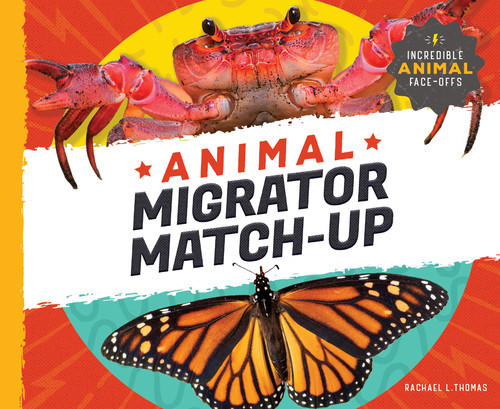 Cover: Animal Migrator Match-Up