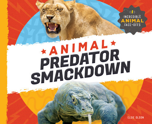 Cover: Animal Predator Smackdown
