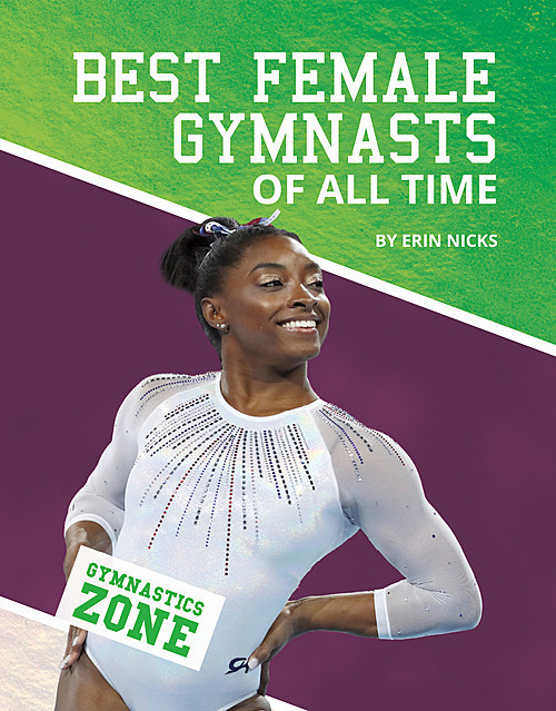 Cover: Best Female Gymnasts of All Time