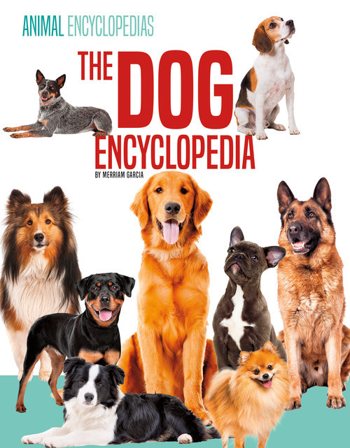 Cover: The Dog Encyclopedia for Kids
