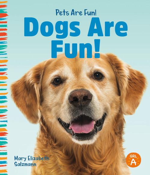 Cover: Dogs Are Fun!