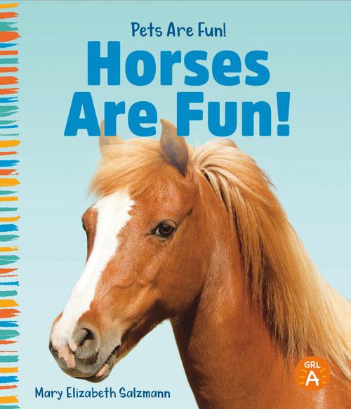 Cover: Horses Are Fun!