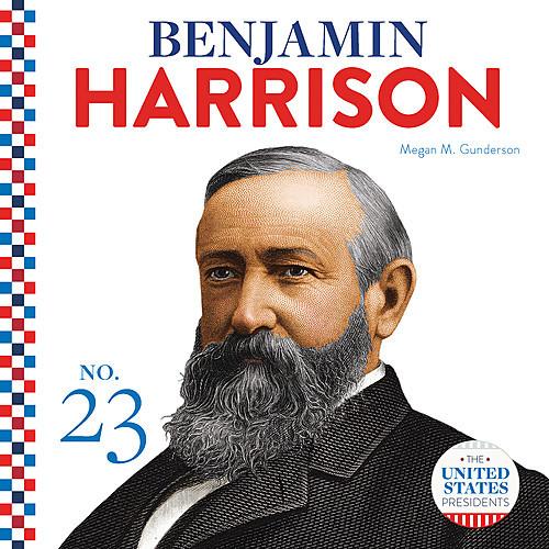 Cover: Benjamin Harrison