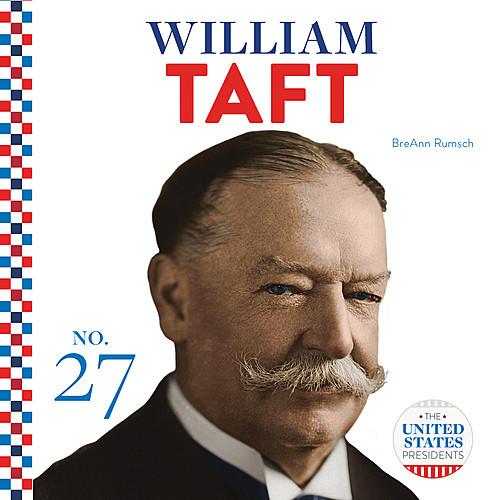 Cover: William Taft